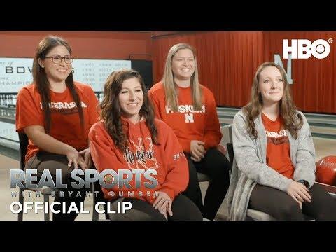 University of Nebraska's Bowling Dynasty | Real Sports w/ Bryant Gumbel | HBO