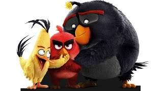 Злые Птицы в Кино - Немного злобы и чуть чуть свиней