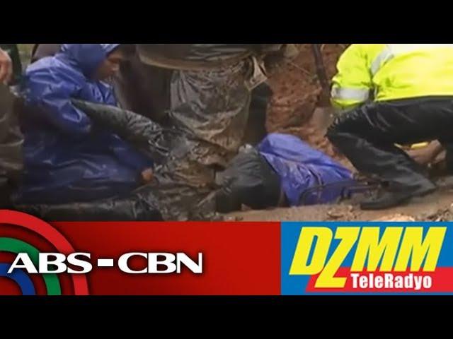 DZMM TeleRadyo: Baguio City Mayor - 6 killed in landslides