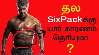 Know Who's Responsible For Thala Ajith SixPack In Vivegam | Exclusive | Ak-57 | Waatch & Share