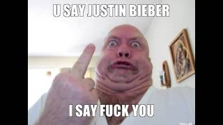 Justin Bieber has been a real dick lately, hasn't he?