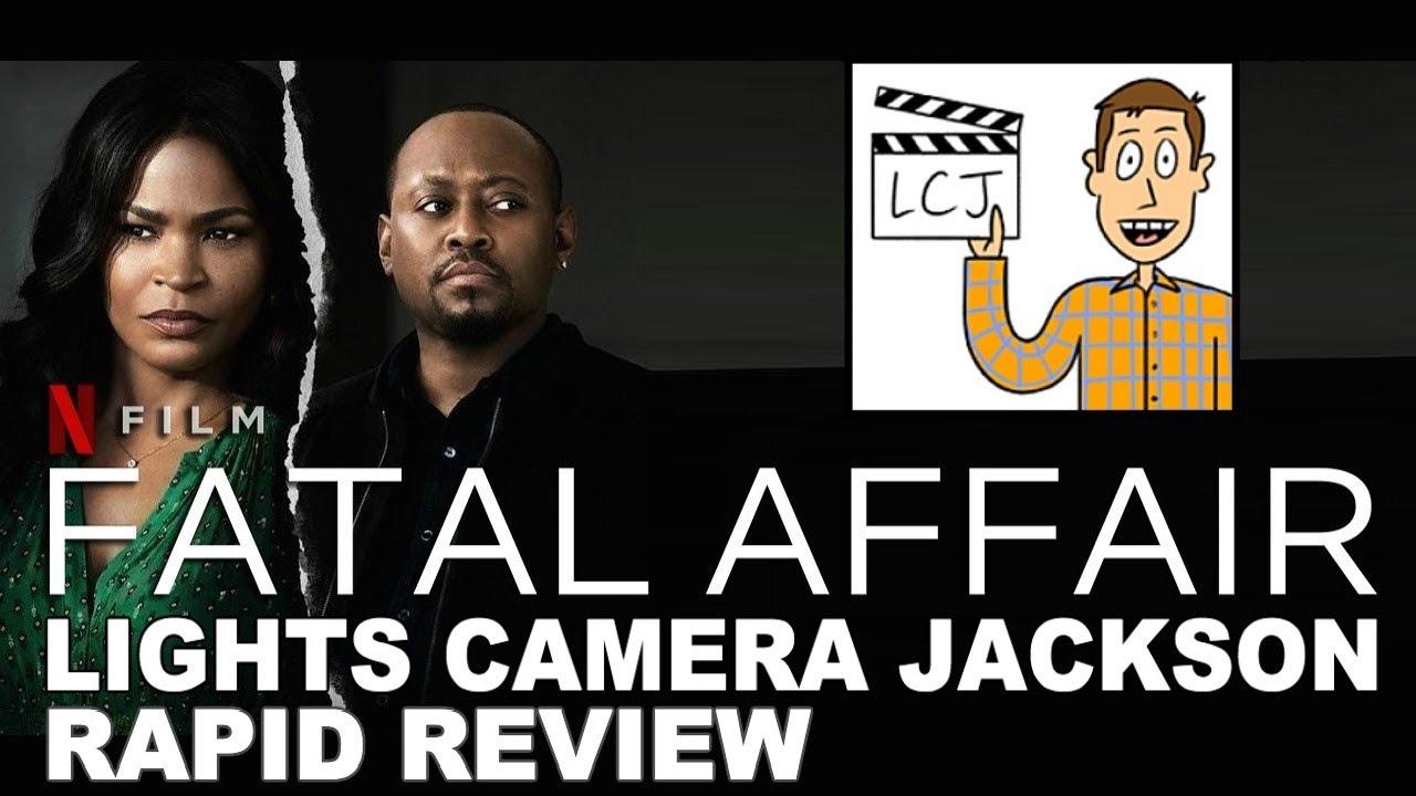 'Fatal Affair' Review: Close Stalker