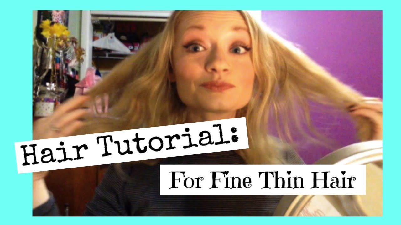 Hair Tutorial For Fine Reviewing The Pro Fashion Curling Wand