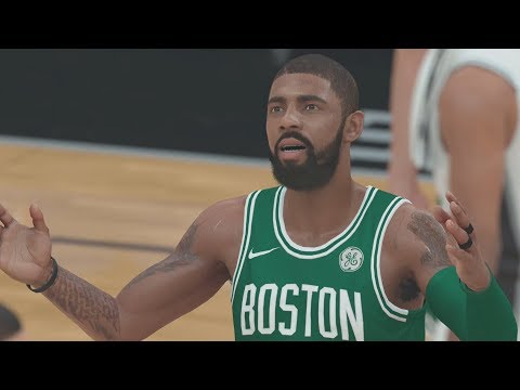 NBA Today 12/8/2017 - Boston Celtics vs San Antonio Spurs Full Game (Celtics vs Spurs NBA 2K18)