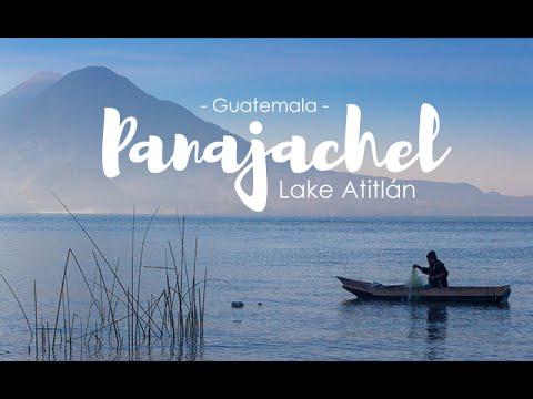 Guatemala travel #6   Panajachel lago de Atitlán