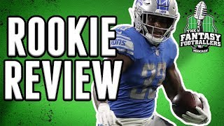 Fantasy Football: Kerryon Johnson Rookie Review + 2019 Outlook