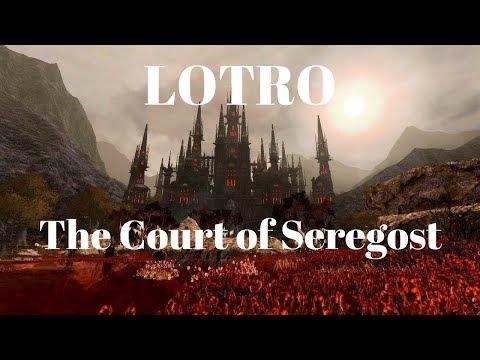 LOTRO Mordor - The Court of Seregost T2C Speed Run