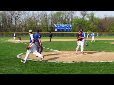 Matthew Schulenburg pitching 04.24.17 against Elgin Academy