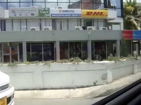 Dodoma or Dar es Salaam city, Tanzania 2