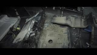 Ужасы в салоне TOYOTA Land Cruiser 200