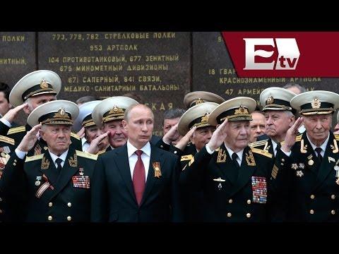 Vladimir Putin visita Crimea para conmemorar Día de la Victoria/ Global María Fernanda