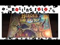 Heroes of Land, Air & Sea | Unboxing