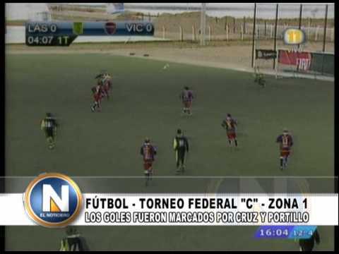 Los goles de Leandro Iguana Cruz y Rodrigo Portillo Lasserre FC