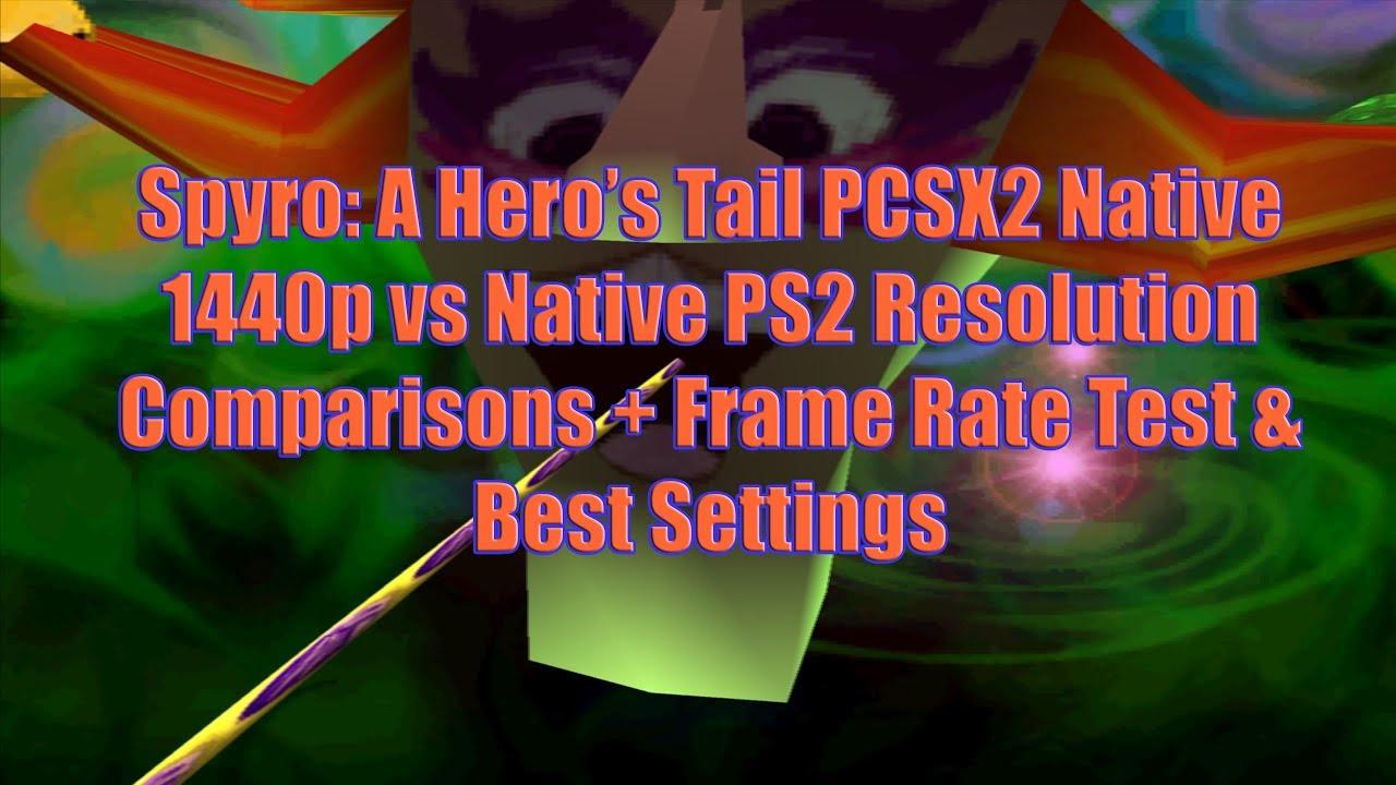 Steam Community :: Video :: Spyro: A Hero's Tail PCSX2 Native 1440p