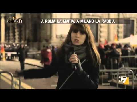 A Roma la mafia, a Milano la rabbia