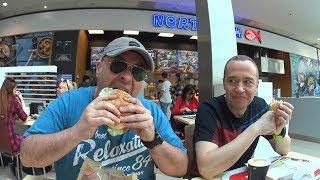 Burger King Whopper Texas BBQ