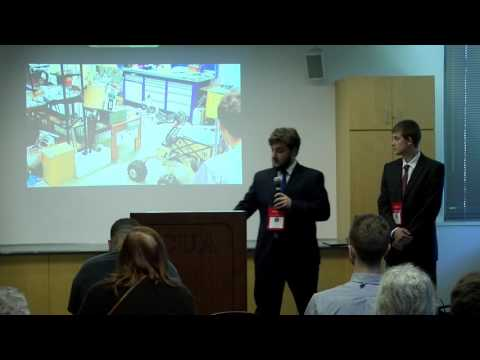 Maciej Recko - Universal Robotic Arm System - 19th Annual International Mars Society Convention