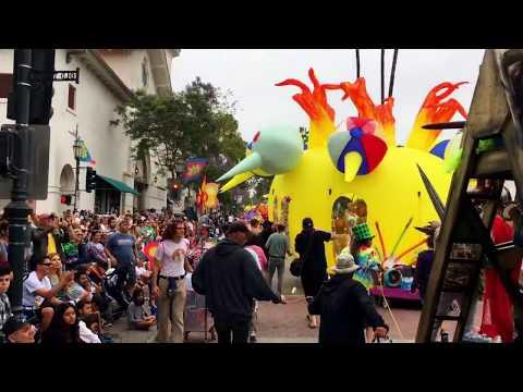 Santa Barbara Summer Solstice Festival 2018