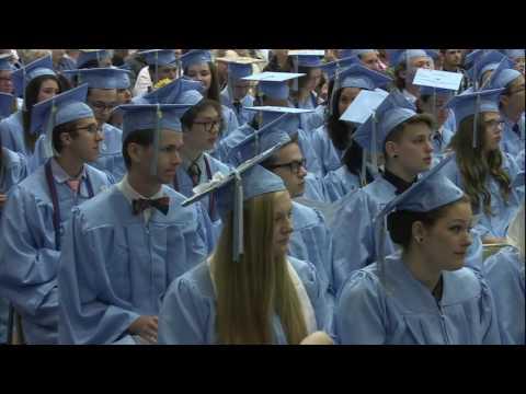 South Burlington High School 2016 Graduation