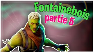 Fighting the Storm Fontainebois 5 Fortnite Saving the World