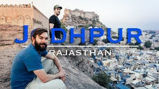 Jodhpur  | The Blue City of India (Rajasthan Travel Vlog)