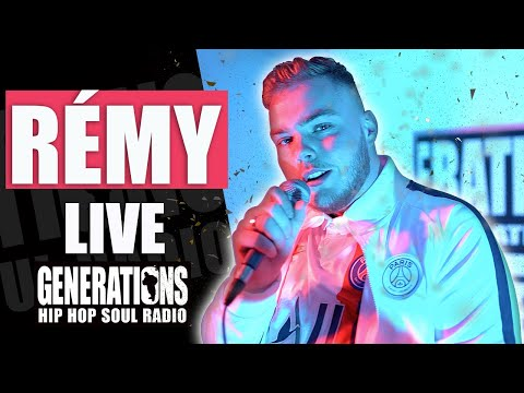 Youtube: Rémy – Live Generations  »Isolé »