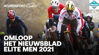 Omloop Het Nieuwsblad 2021 | Elite Men - Highlights | Cycling | Eurosport