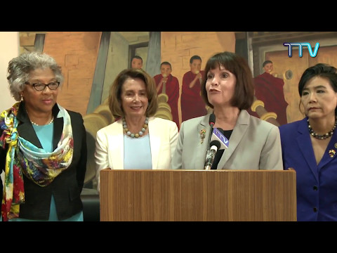 Interaction with the U.S. Congressional Delegation led by Leader Nancy Pelosi
