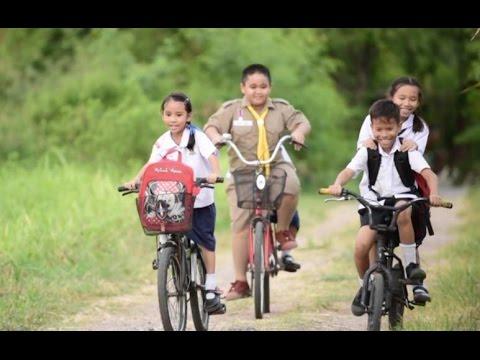 ทีวีบูรพา ประชาสัมพันธ์ : SPOT โครงการสองล้อเพื่อน้อง ของขวัญเพื่อโลก ชุดที่ 1