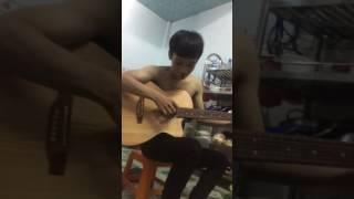 Thất Tình cover guitar-Lê Trung