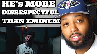"TOM IS TOO DAMN DISRESPECTFUL: Tom MacDonald - ""Mac Lethal Sucks"" (MAC LETHAL DISS #2) REACTION."