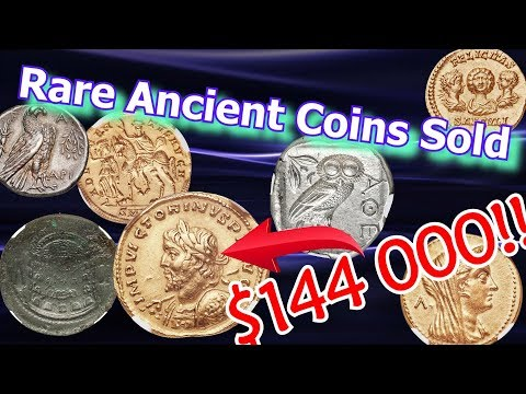 Amazing Ancient Coins from 2019 NYINC