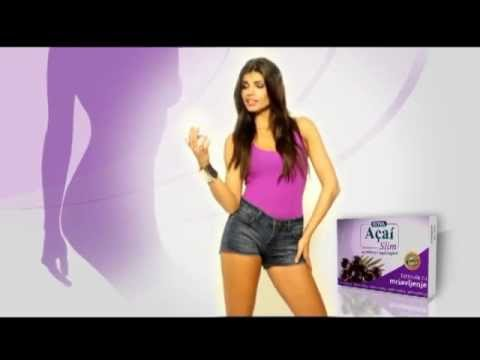 Extra Acai Slim - Svetski hit za mršavljenje sada i kod nas!