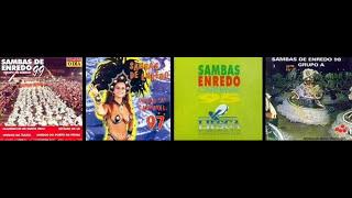 Baixar Grandes Sambas Enredo Série A ( Carnaval Rio 1995-1997-1998-1999)