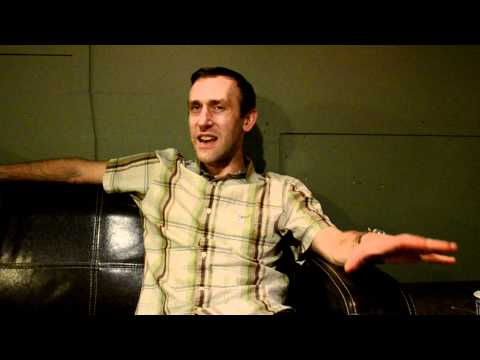 RJD2 raw footage -interview
