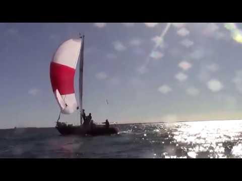 Saturday Sailors - 2018 - Race 2