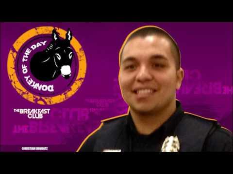 Donkey of the Day - Jeronimo Yanez (7-11-16)