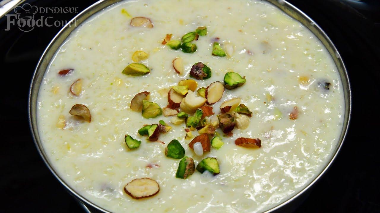 Download Rice Kheer Recipe/ Tasty Rice Payasam/ Chawal Ki Kheer