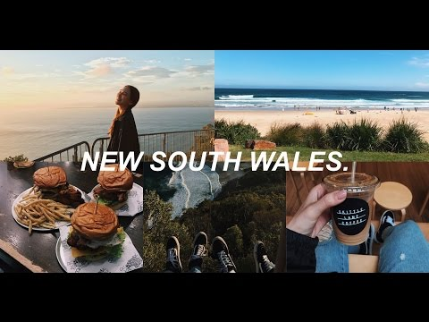 Let's go to New South Wales!