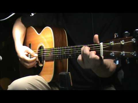 Theres A Place In The World For A Gambler- Chords -Dan Fogelberg- cover