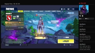 Live ps4 game play