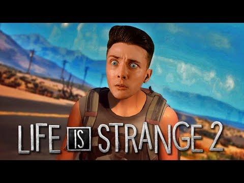 JESUSAVGN В LIFE IS STRANGE 2: EPISODE 4