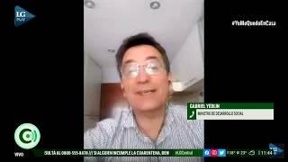 Pago de sobreprecios: Yedlin respaldó la gestión Arroyo como ministro de Desarrollo Social