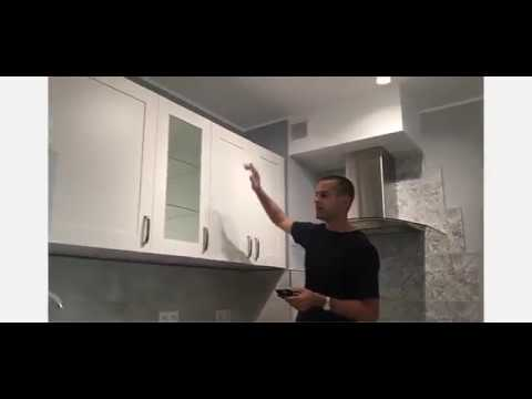 Jak Zrobić Oświetlenie Podszafkowe Led W Kuchni Youtube