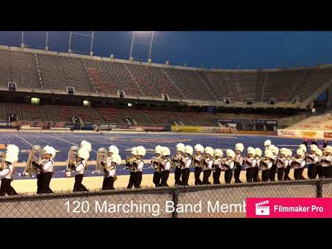 Marching Band 2018 Vallivue High School