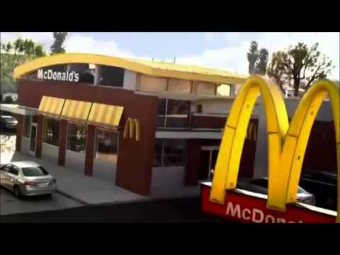 The Lego Movie McDonalds Happy Meal Commercial Featuring ...