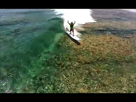 Surf Videos drone compilation featuring the best drone surf videos