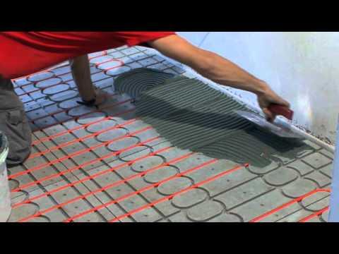 Hafnertec Bicker GmbH - Actifloor Fußbodenheizung