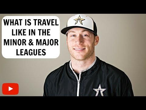 What Is Travel Like In MLB?