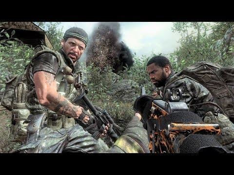 Vietnam War - Vietnam Jungle Battle - Victor Charlie - Call of Duty: Black Ops